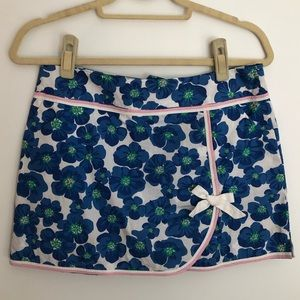 Lilly Pulitzer Mini Skirt / Skort Size 2